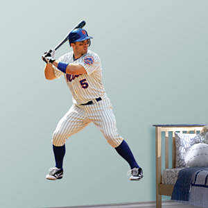 David Wright - Third Baseman Fathead Wall Decal